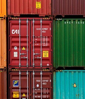 Gremland Havn Container II