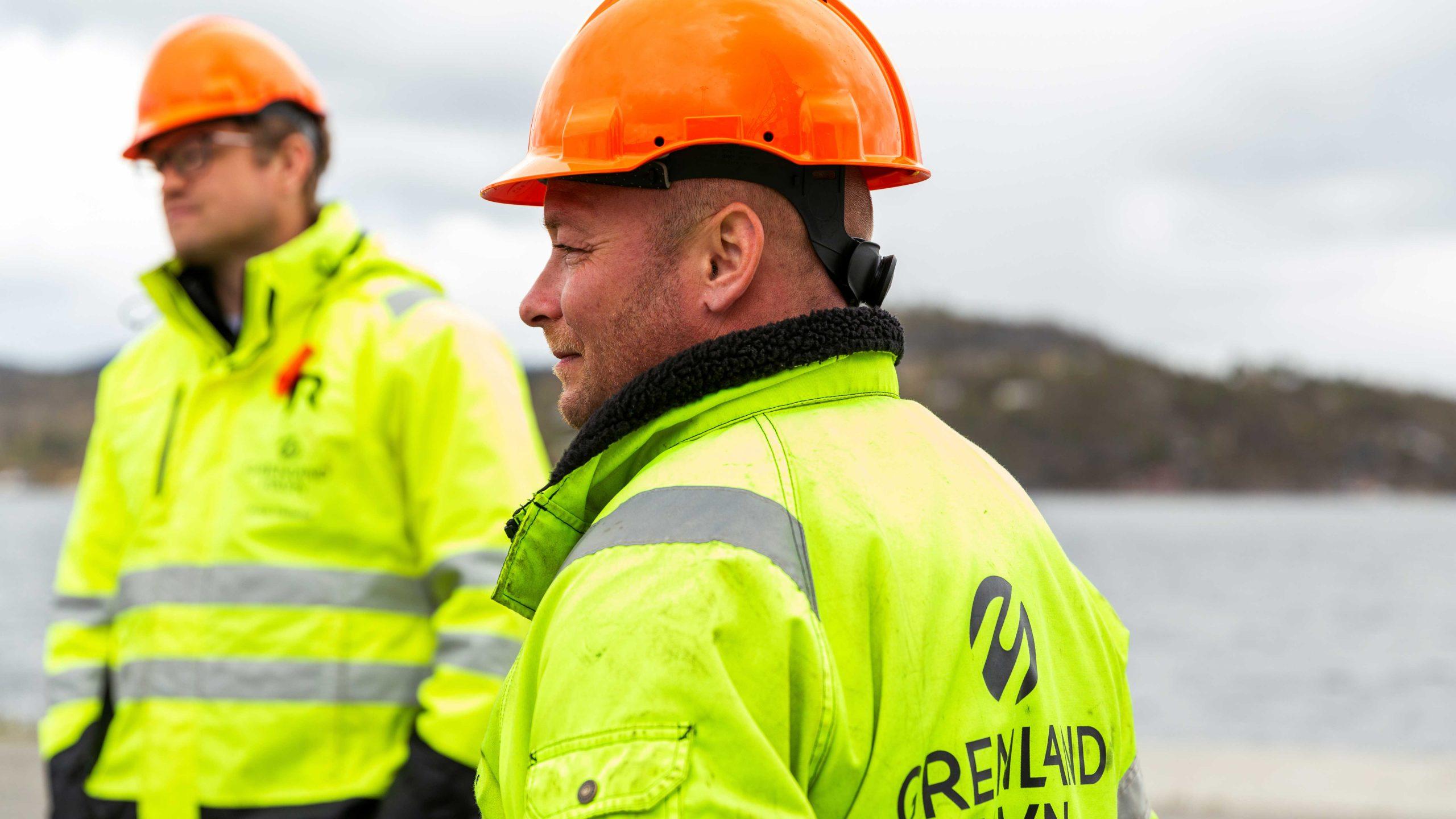 Grenland Havn Visjoner og verdier