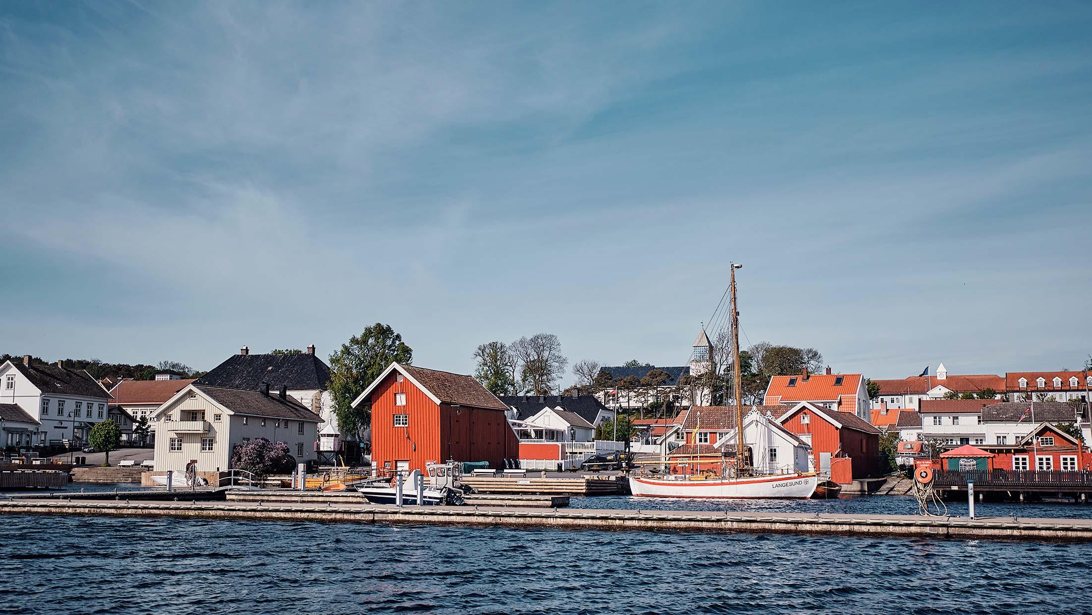 Grenland Havn Småbåtguide