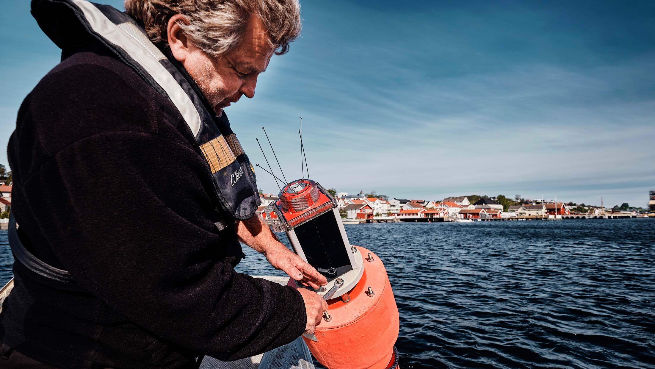 Grenland Havn Moring og fornøyning