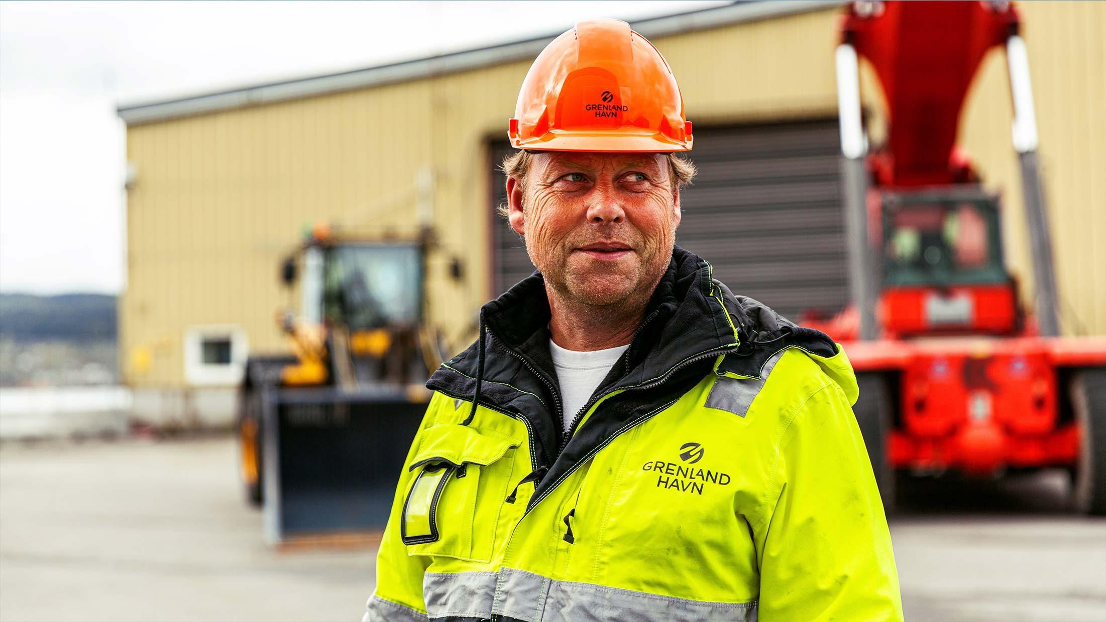 Grenland Havn Styring og organisering
