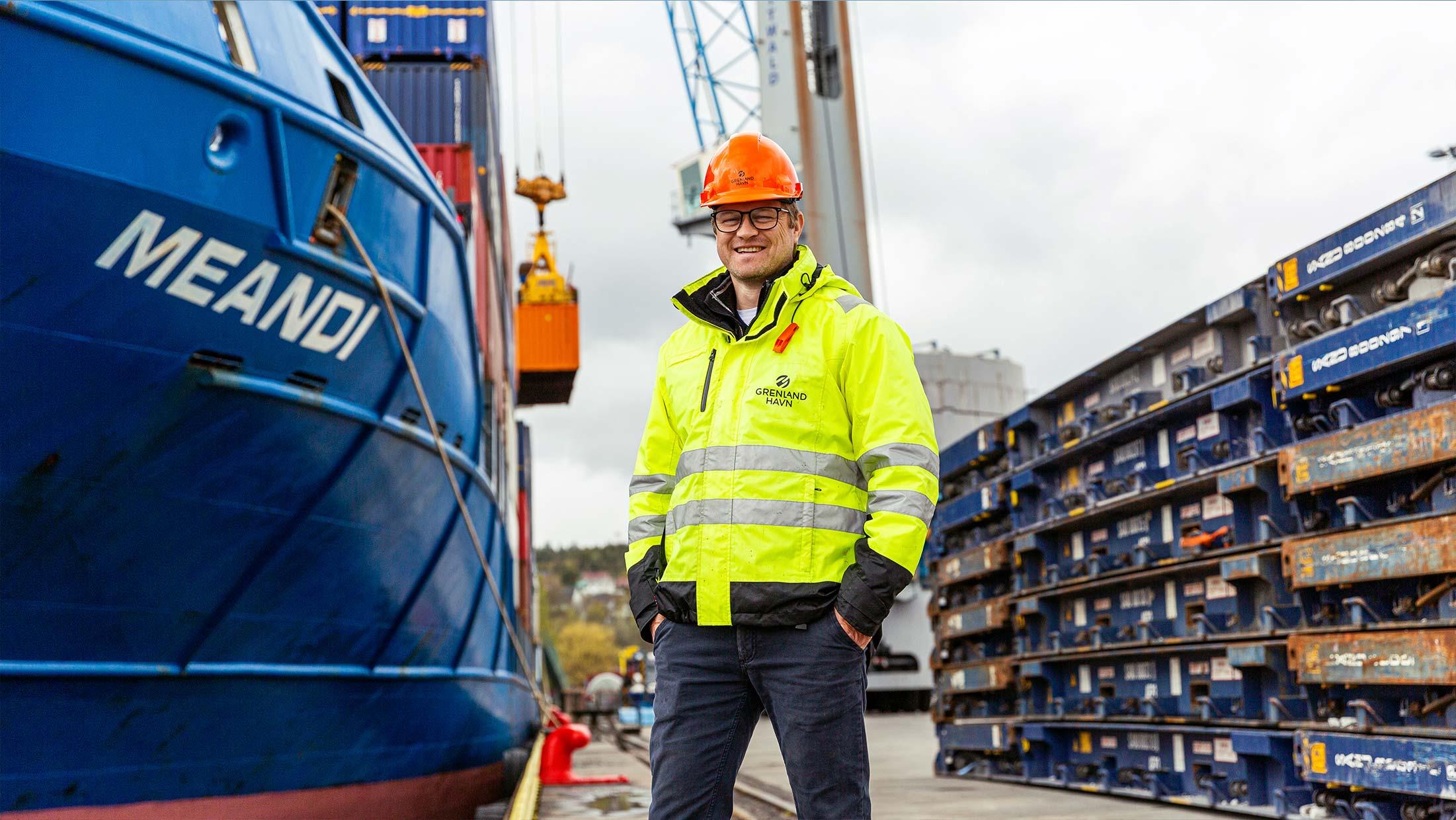 Grenland Havn næringsutvikling Frier Vest