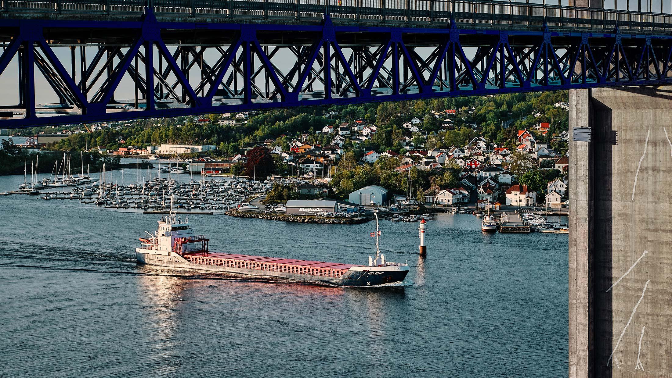 Grenland Havn Linjetilbud