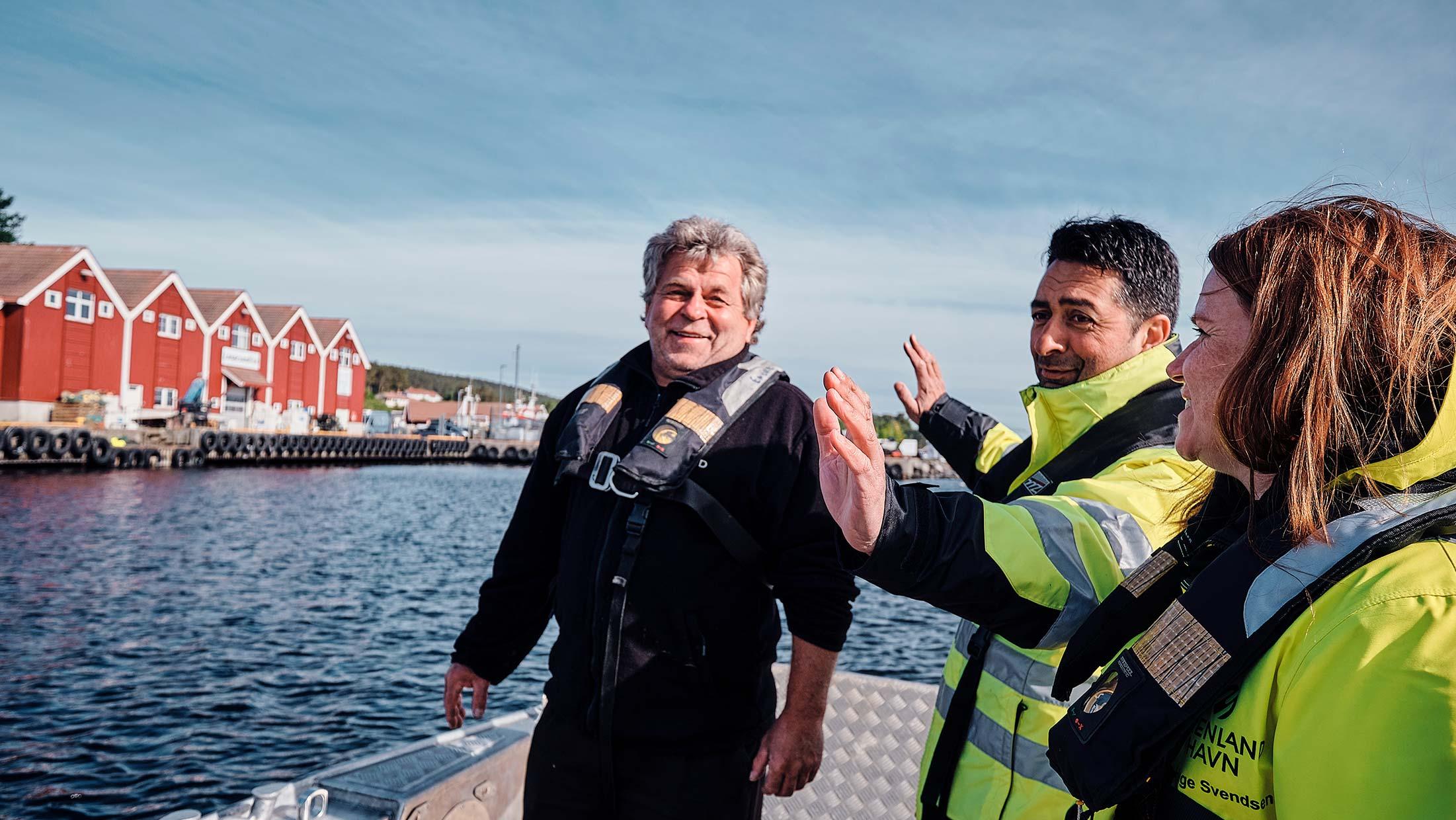 Grenland Havn småbåthavn