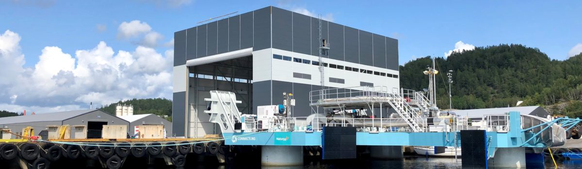 Grenland Havn Testhall